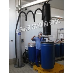 真空吊具_气管真空吸吊机_桶罐类搬运系统