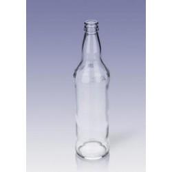 600ml啤酒专用白瓶