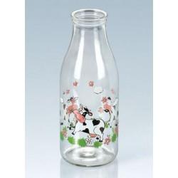 印花烤漆奶瓶