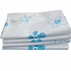 100*70 大号印花棉被真空压缩袋 棉被收纳袋
