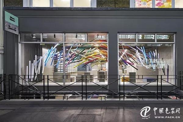 伦敦造纸商办纸展览沟通魅力
