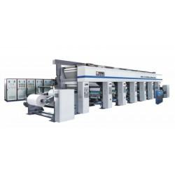 1650型纸箱预印柔凹组合印刷机