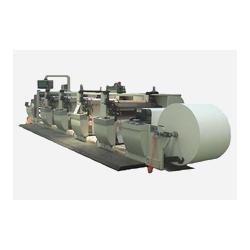 1000型纸杯柔版印刷机2