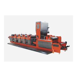 930型柔凹组合印刷机