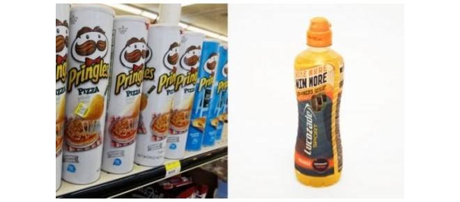 "Pringles管和Lucozade运动瓶被回收协会视为""噩梦"""
