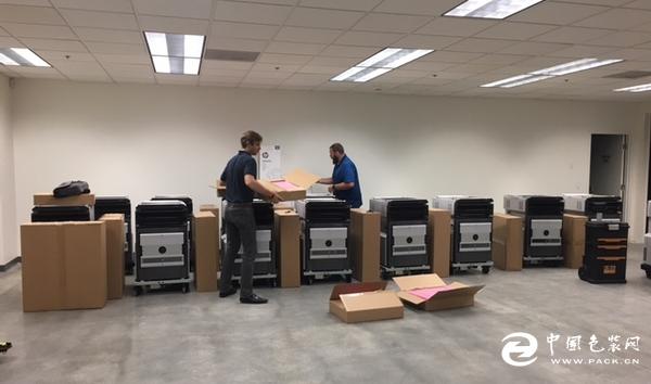 ForecastD引入台惠普D打印机每周能打印万个零件