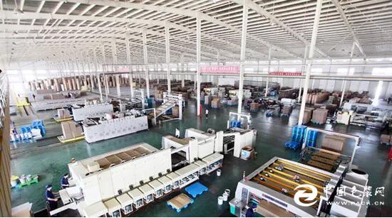 上海奉贤一家无人工厂正式投产包装印刷变朝阳产业