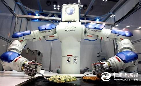 食品包装机械行业:实现与自动化的深度融合