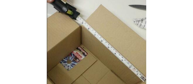 """亚马逊大纸箱包装一纽扣大的电池,""""大材小用""""遭吐槽"""