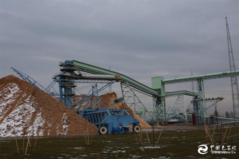 中企承建白俄羅斯大型紙漿廠投產