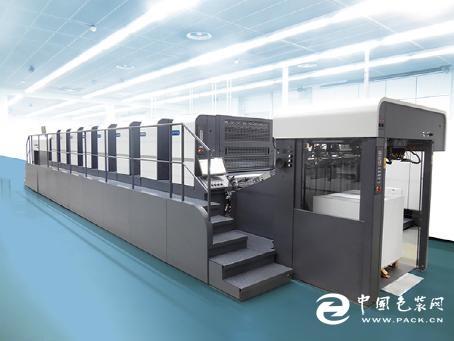 Friesens公司再次投资曼罗兰印刷机