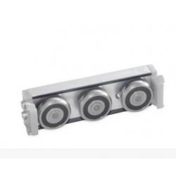 厂家大量批发各种配件  凸缘滚轮底座 GN 2424